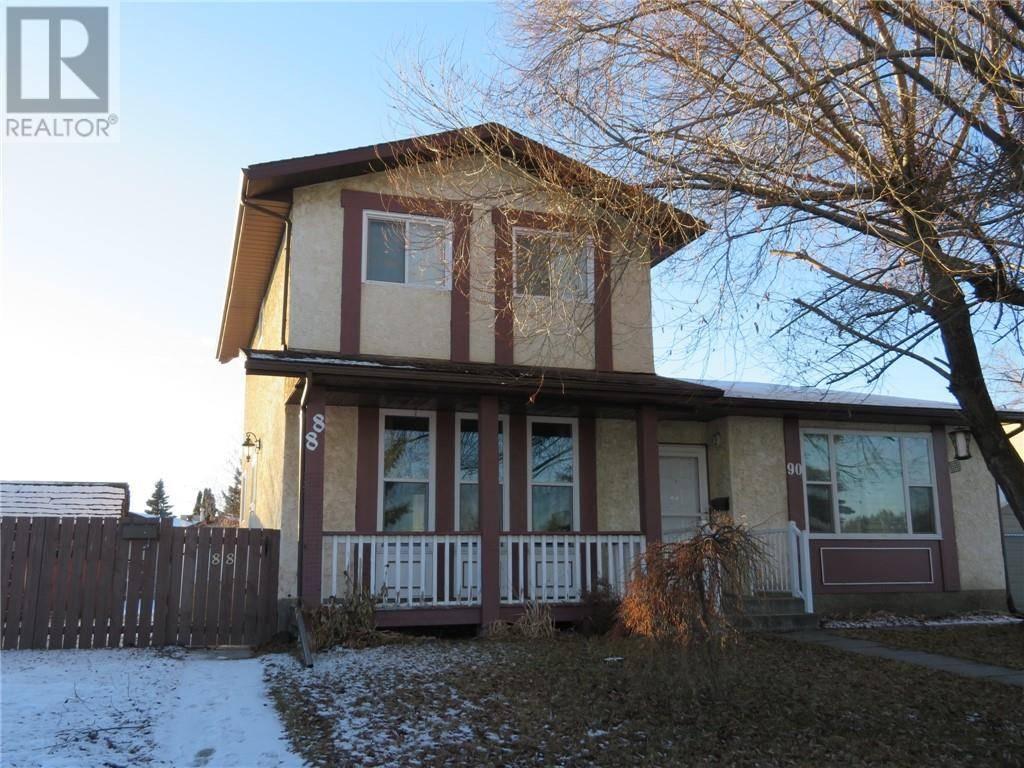 Townhouse for sale at 88 Cornett Dr Red Deer Alberta - MLS: ca0177243