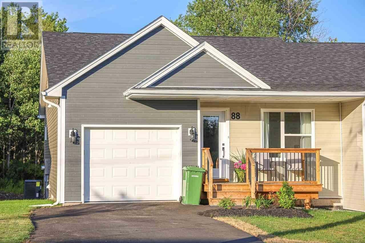 Townhouse for sale at 88 Crossfield Rdge Middle Sackville Nova Scotia - MLS: 202015275