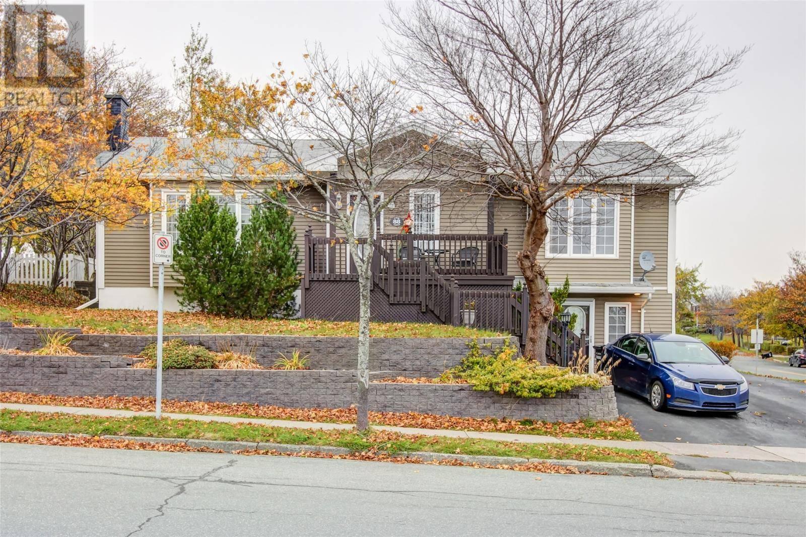 House for sale at 88 Ennis Ave St. John's Newfoundland - MLS: 1207695