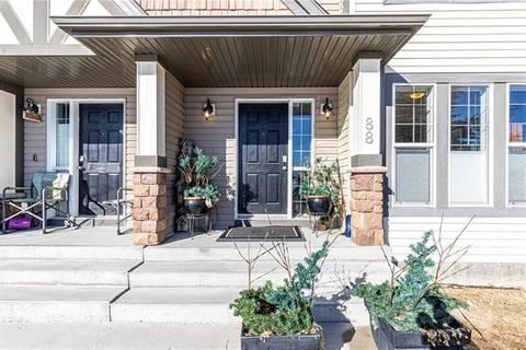 Townhouse for sale at 88 Everridge Common Southwest Calgary Alberta - MLS: C4289001