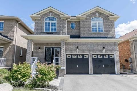 House for sale at 88 Faris St Bradford West Gwillimbury Ontario - MLS: N4555253