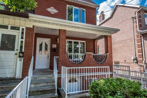 Townhouse for sale at 88 Franklin Ave Toronto Ontario - MLS: W4576148