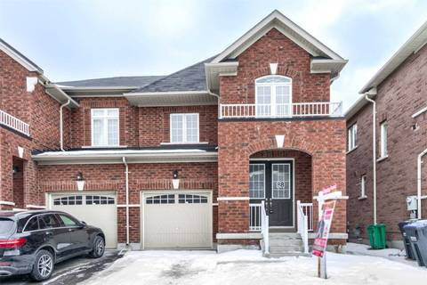 Townhouse for sale at 88 Germain Circ Brampton Ontario - MLS: W4696868