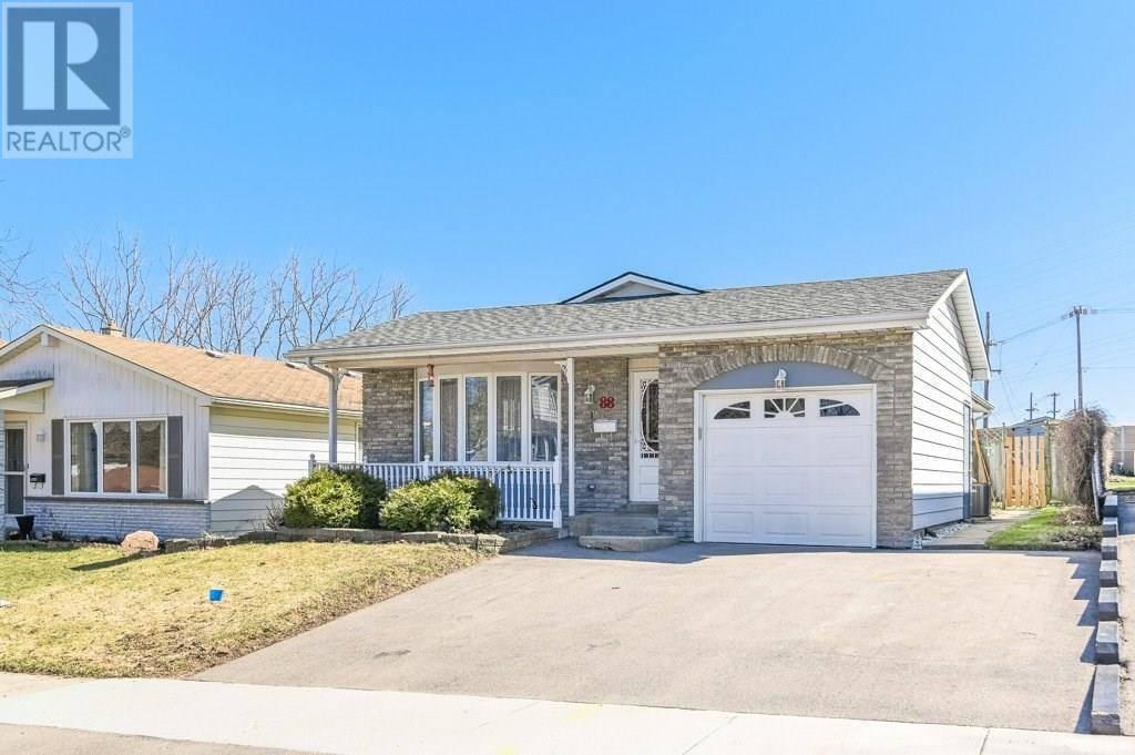 House for sale at 88 Glen Lake Cres Kitchener Ontario - MLS: 30804790