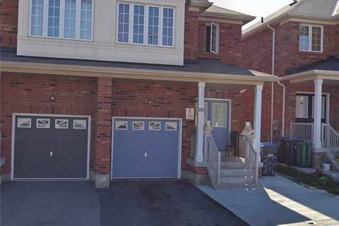 Townhouse for sale at 88 Gulfbrook Circ Brampton Ontario - MLS: W4730931