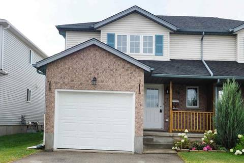 Townhouse for sale at 88 Highbrook St Kitchener Ontario - MLS: X4550576