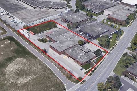 Commercial property for lease at 88 Horner Ave Toronto Ontario - MLS: W4370813