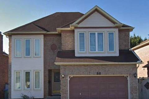 House for sale at 88 Laurelcrest St Brampton Ontario - MLS: W4386003