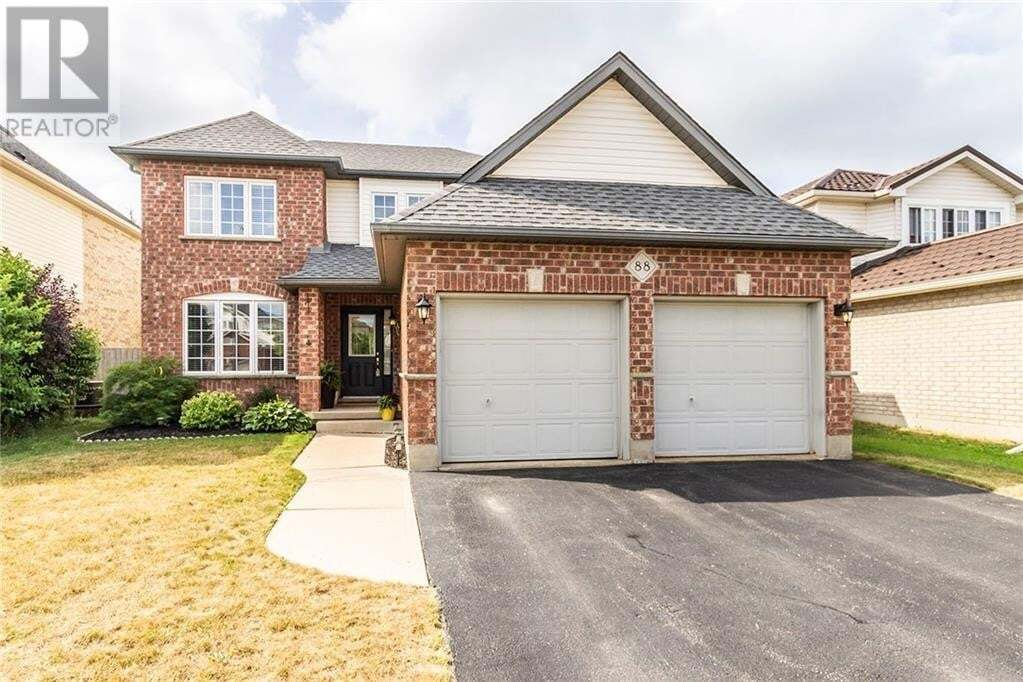 House for sale at 88 Lilywood Dr Cambridge Ontario - MLS: 30822410
