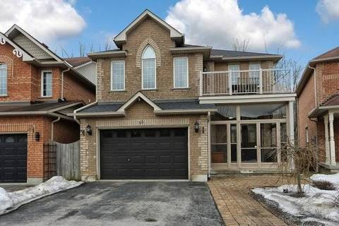 House for sale at 88 Marjoram Dr Ajax Ontario - MLS: E4392402