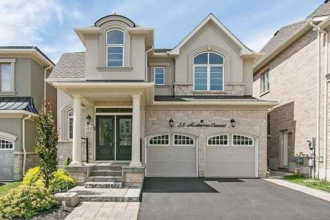 House for sale at 88 Masterman Cres Oakville Ontario - MLS: W4870820