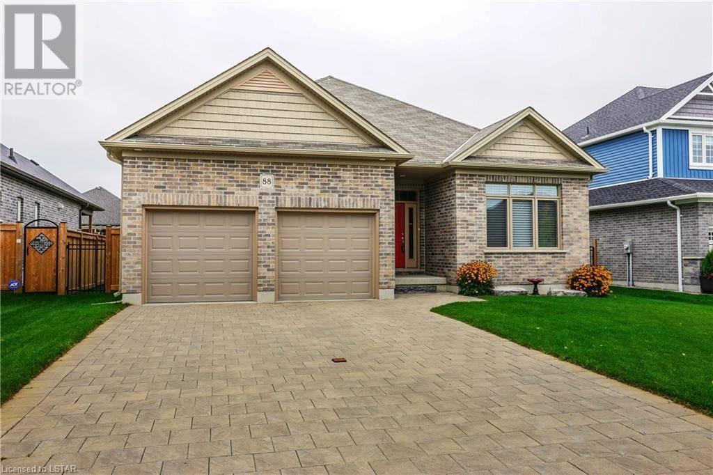 House for sale at 88 Mayapple Cres Ilderton Ontario - MLS: 244972