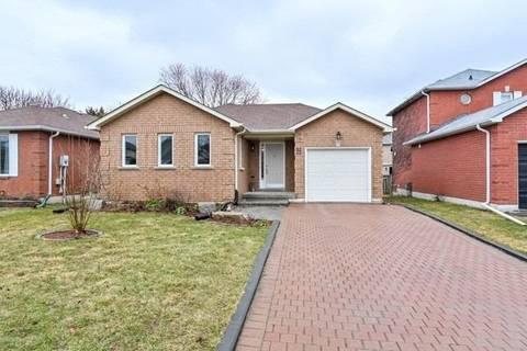House for sale at 88 Mcmann Cres Clarington Ontario - MLS: E4736705