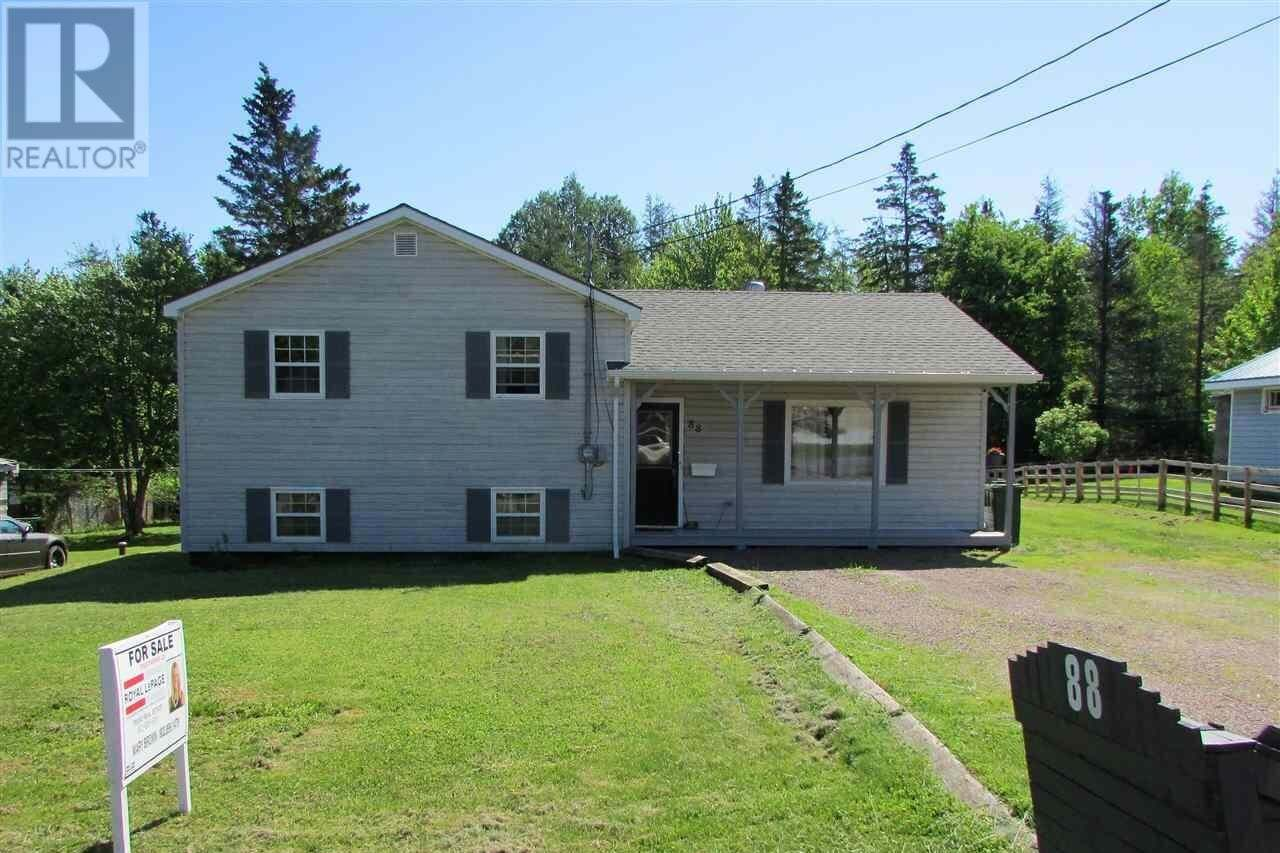 House for sale at 88 Miller Rd Salmon River Nova Scotia - MLS: 202010691