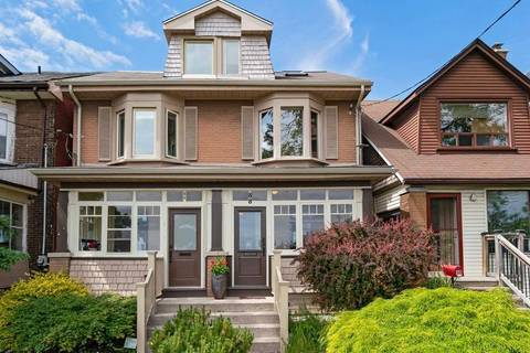 Townhouse for sale at 88 Oakvale Ave Toronto Ontario - MLS: E4490907