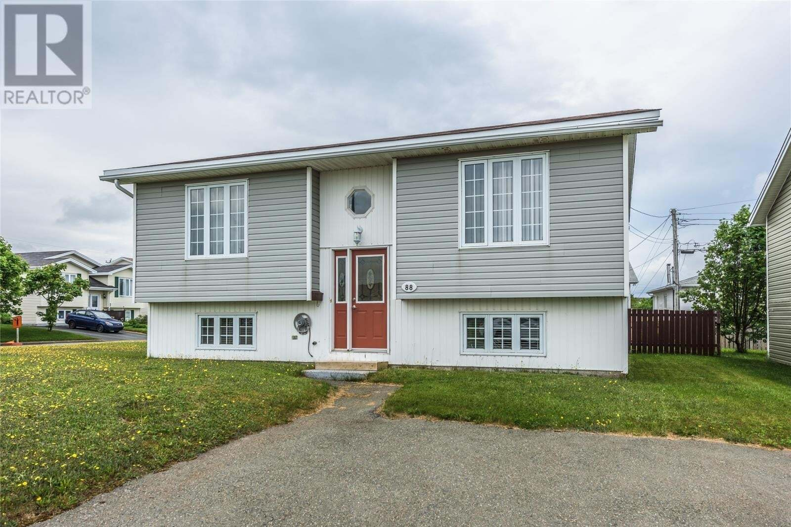 House for sale at 88 Oflaherty Cres Mount Pearl Newfoundland - MLS: 1216771