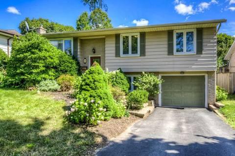 House for sale at 88 Osborne Cres Oakville Ontario - MLS: W4555124
