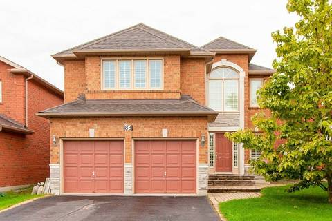 House for sale at 88 Owl Ridge Dr Richmond Hill Ontario - MLS: N4583355