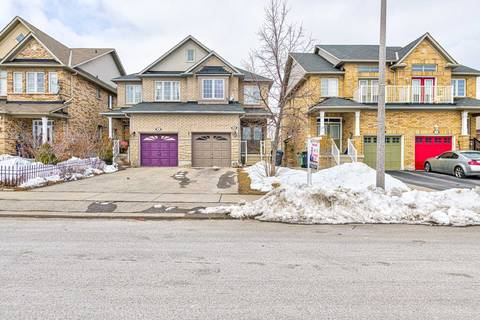 Townhouse for sale at 88 Pennyroyal Cres Brampton Ontario - MLS: W4695127