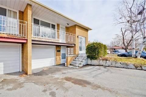 Townhouse for sale at 88 Picola Ct Toronto Ontario - MLS: C4522062