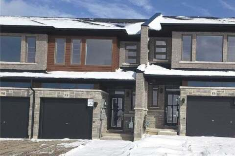 Townhouse for rent at 88 Soho St Hamilton Ontario - MLS: X4780023