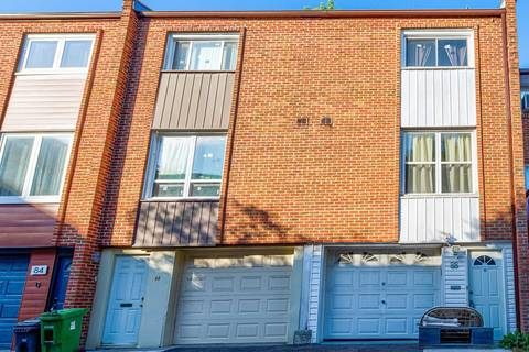 Townhouse for sale at 88 Stanley Terr Toronto Ontario - MLS: C4602952