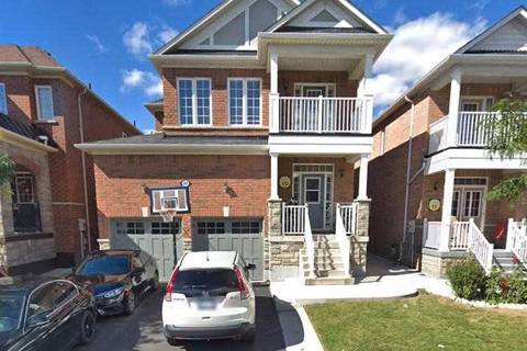 House for rent at 88 Summit Green Cres Brampton Ontario - MLS: W4409858