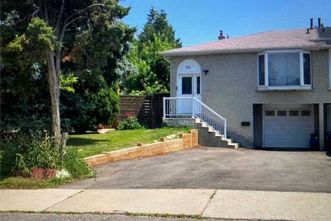 Townhouse for rent at 88 Surbray Grve Mississauga Ontario - MLS: W4662662