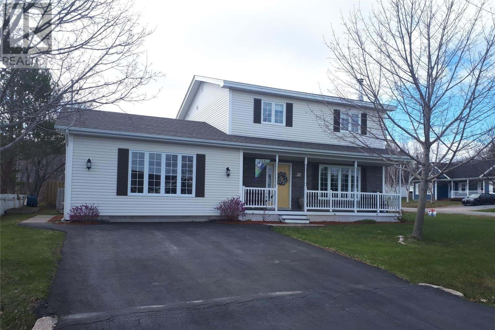 House for sale at 88 Tamarack Ave Pasadena Newfoundland - MLS: 1212265