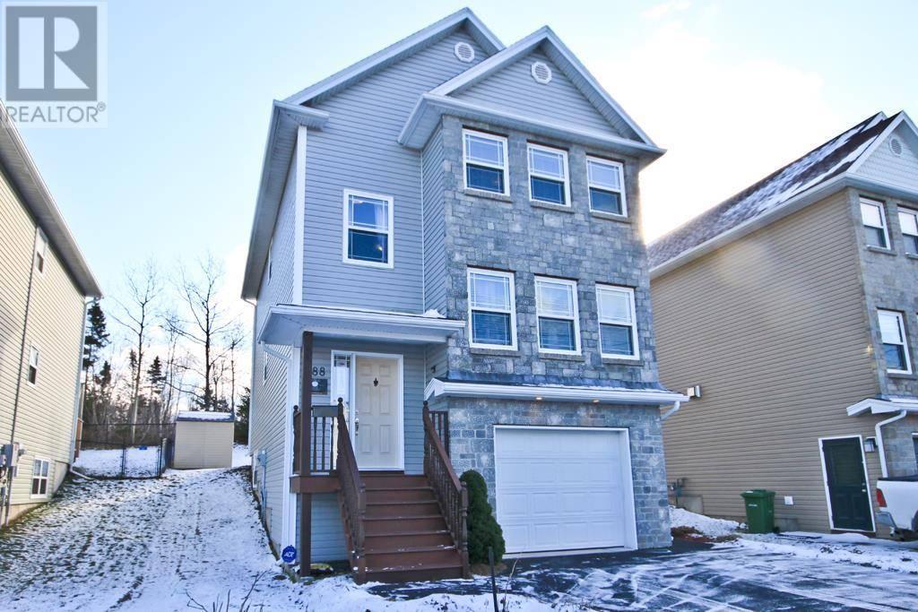House for sale at 88 Viridian Dr Dartmouth Nova Scotia - MLS: 201927124
