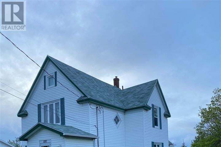 House for sale at 880 Main St Glace Bay Nova Scotia - MLS: 202008505