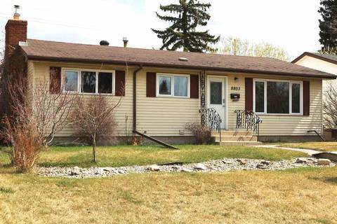 House for sale at 8803 52 St Nw Edmonton Alberta - MLS: E4146135