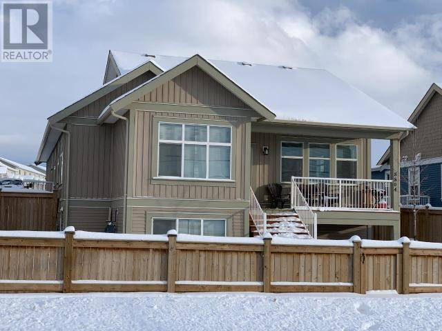 House for sale at 8804 17 St Dawson Creek British Columbia - MLS: 181959