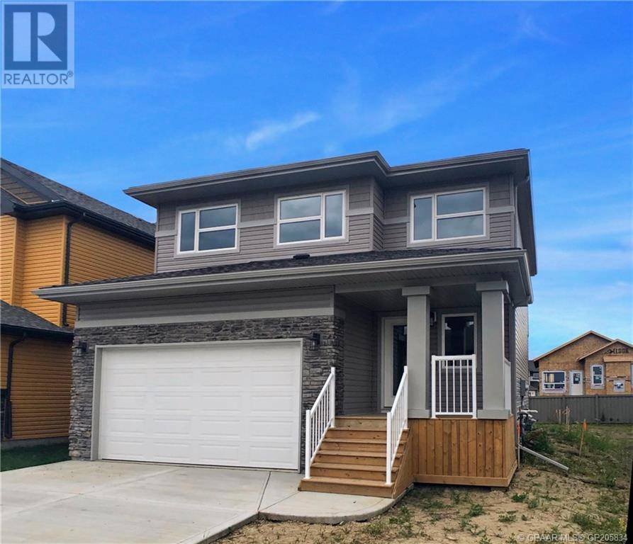House for sale at 8805 86a Ave Grande Prairie Alberta - MLS: GP205834