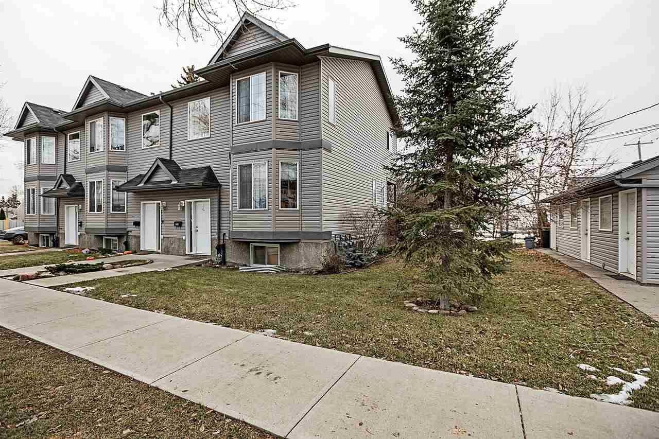 Townhouse for sale at 8807 123 Ave Nw Edmonton Alberta - MLS: E4181079