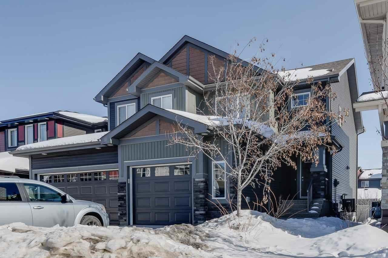 Townhouse for sale at 8807 221 St NW Edmonton Alberta - MLS: E4203524