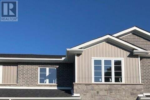 Townhouse for sale at 881 Princes St Kincardine Ontario - MLS: 231493