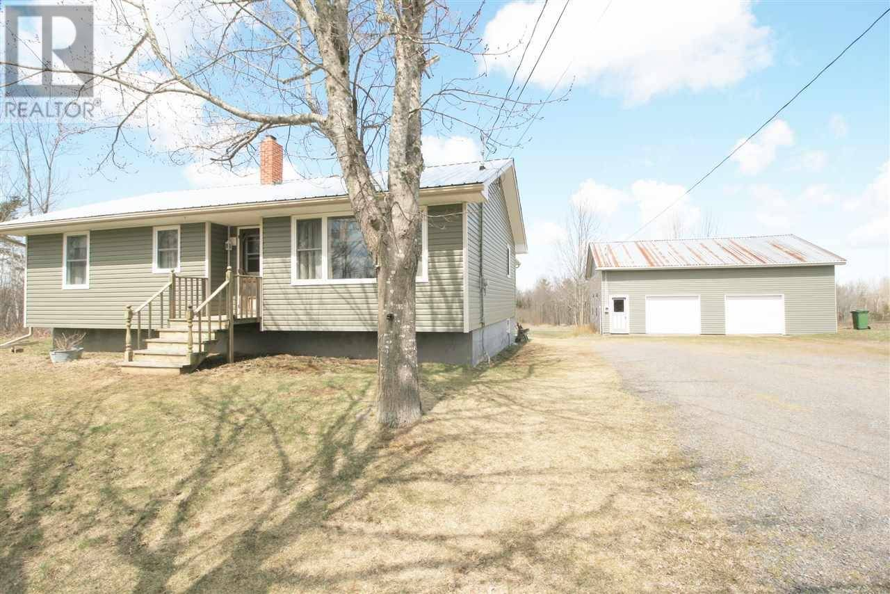 House for sale at 881 Sturk Rd Morristown Nova Scotia - MLS: 202003181