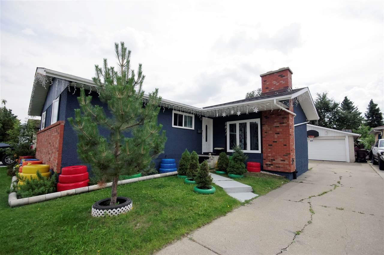For Sale: 8811 38a Avenue, Edmonton, AB | 4 Bed, 3 Bath House for $417,000. See 29 photos!