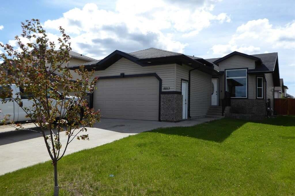 House for sale at 8813 71 Ave Grande Prairie Alberta - MLS: A1002729