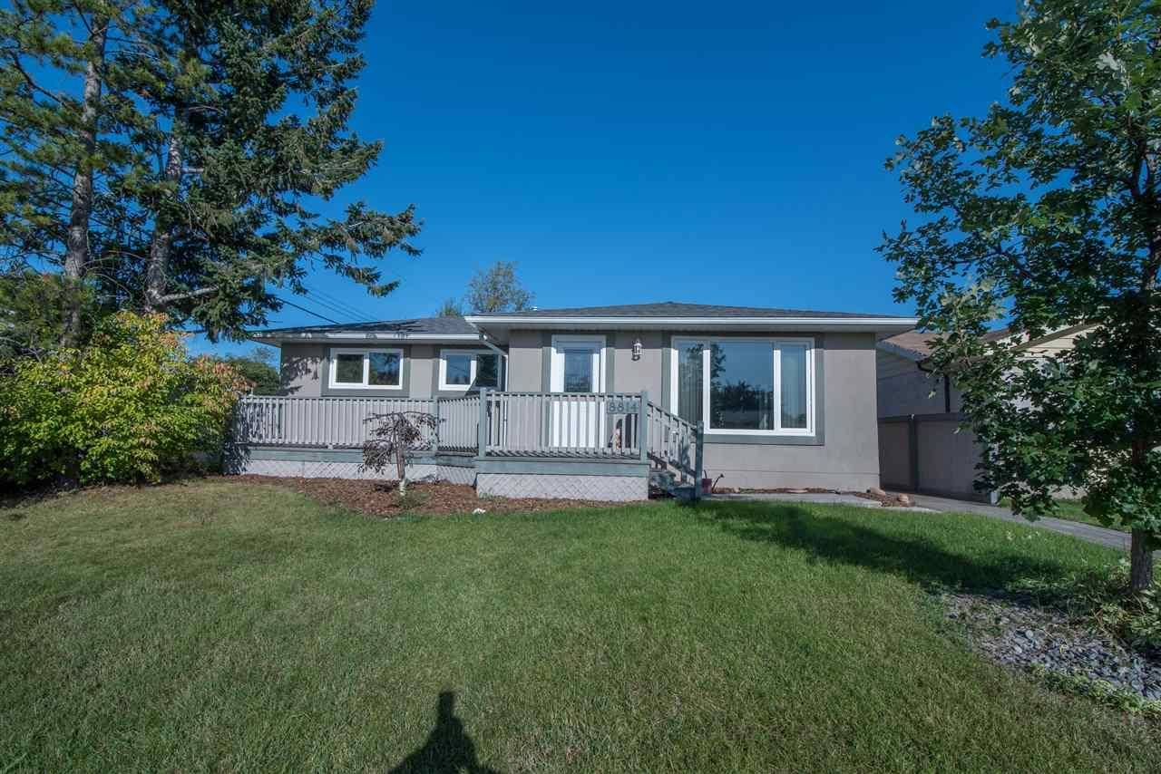 House for sale at 8814 159a St Nw Edmonton Alberta - MLS: E4177060