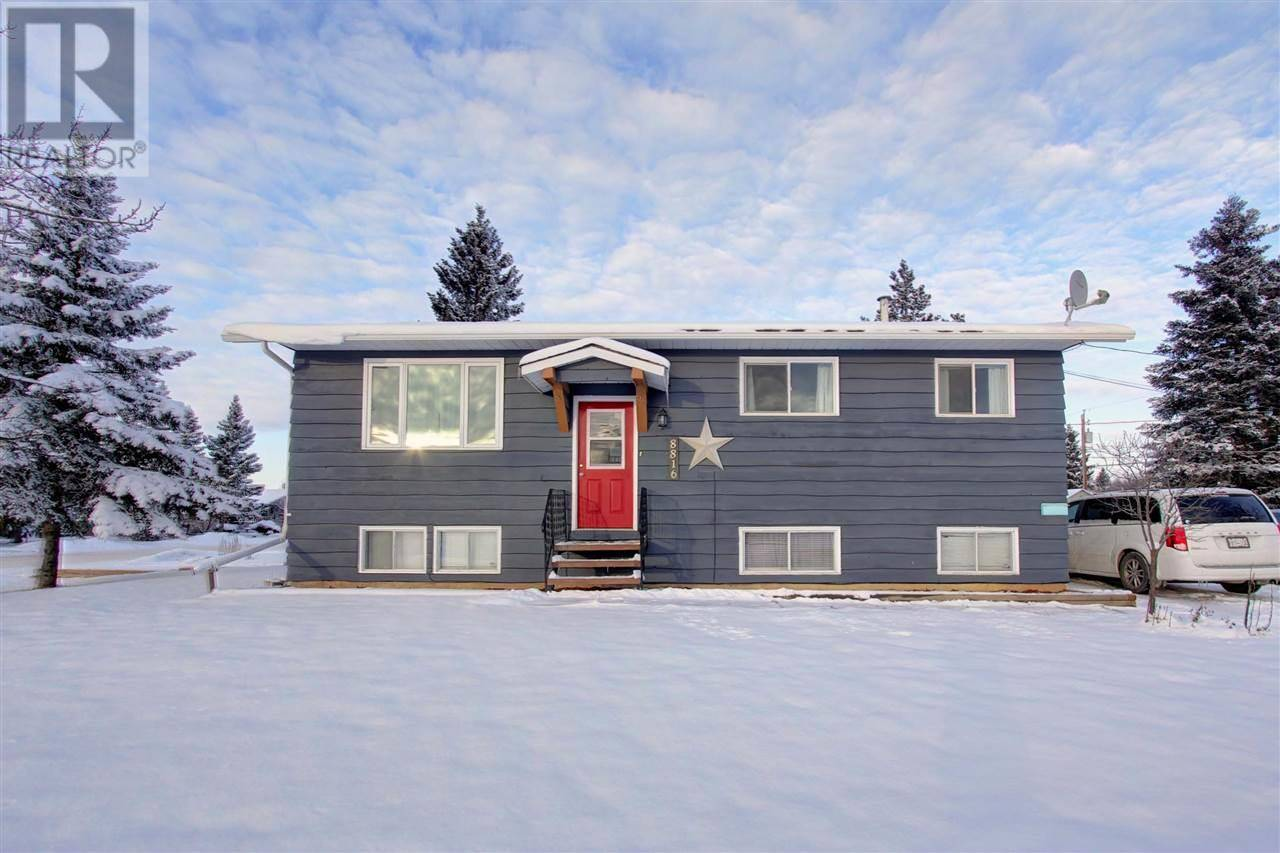 House for sale at 8816 87 Ave Fort St. John British Columbia - MLS: R2425318