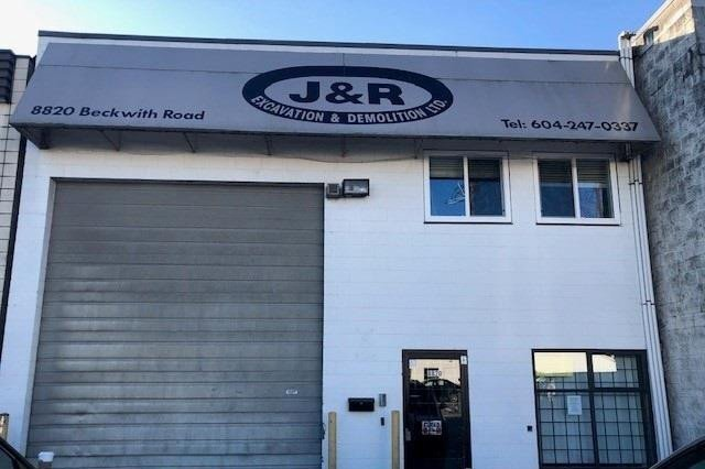 Commercial property for sale at 8820 Beckwith Rd Richmond British Columbia - MLS: C8034684