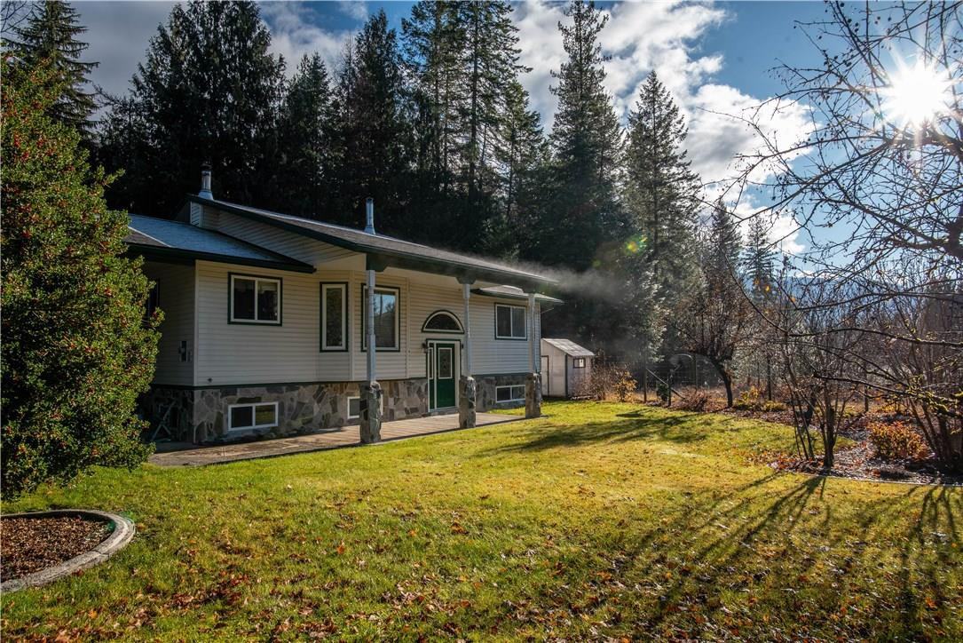 Removed: 8820 Slocan South Road, Slocan, BC - Removed on 2020-01-15 14:21:03