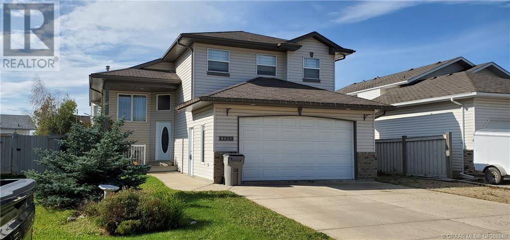 House for sale at 8821 109 Ave Grande Prairie Alberta - MLS: GP208840