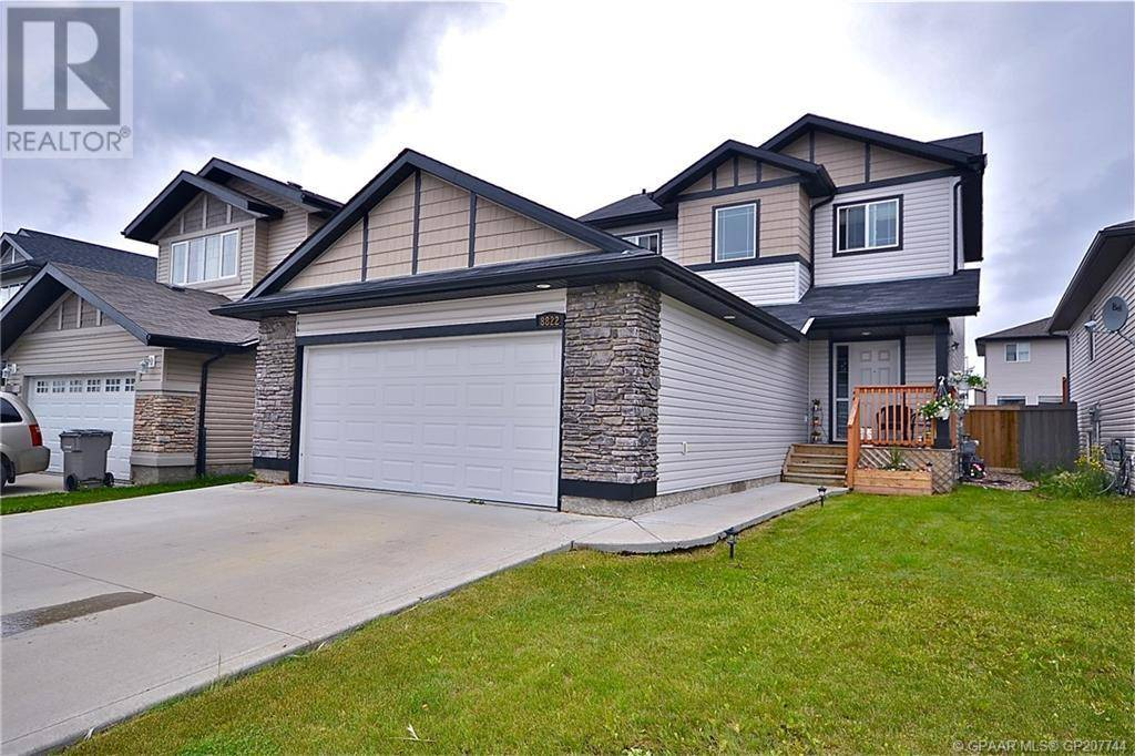 House for sale at 8822 88b St Grande Prairie Alberta - MLS: GP207744