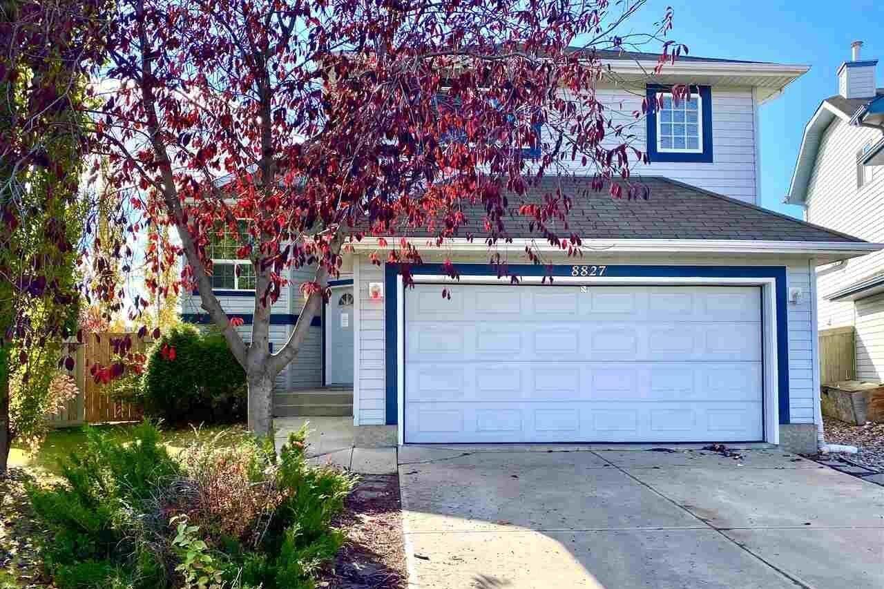 House for sale at 8827 8 Av SW Edmonton Alberta - MLS: E4218591