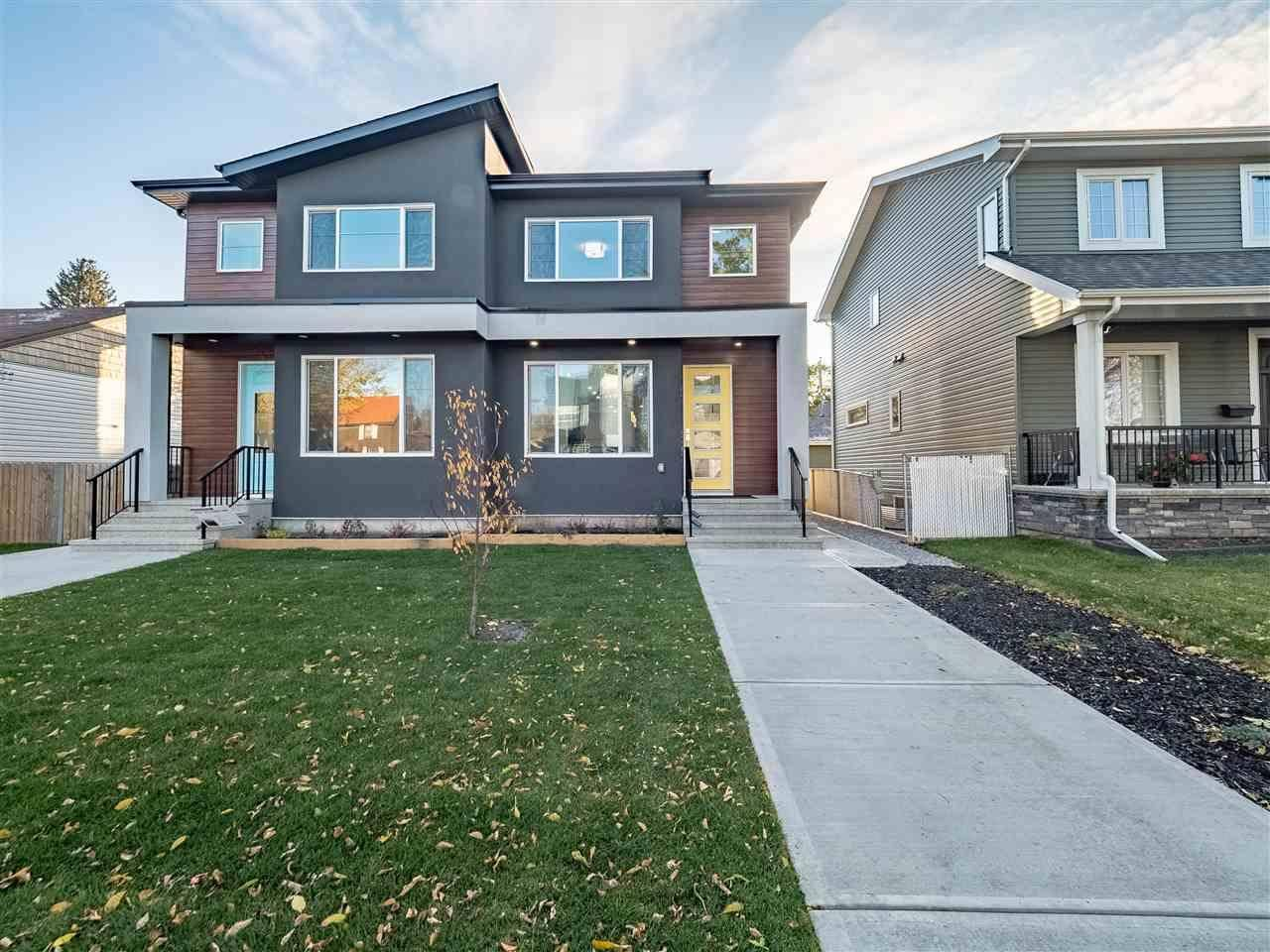 Townhouse for sale at 8829 92 St Nw Edmonton Alberta - MLS: E4177413