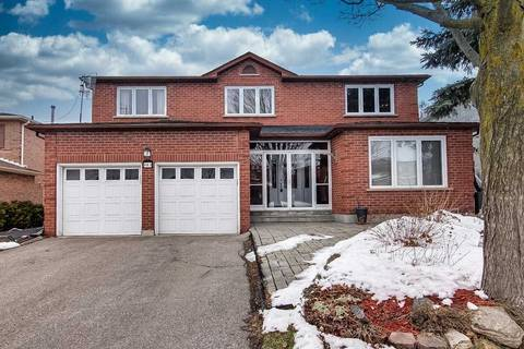 House for sale at 883 Leslie Valley Dr Newmarket Ontario - MLS: N4696222
