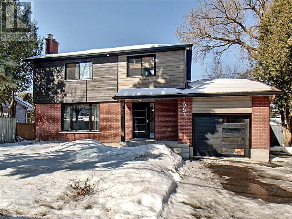 House for sale at 883 Walkley Rd Ottawa Ontario - MLS: 1183944